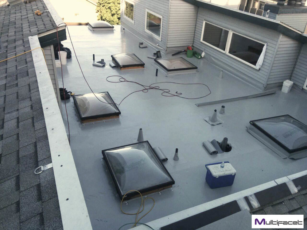 Commercial Roofing Contractor Renton WA