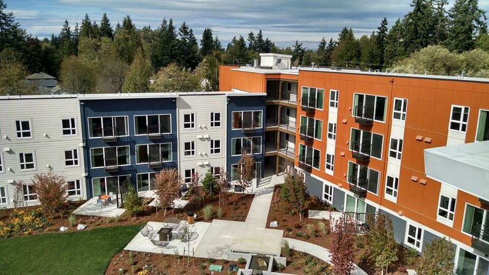 Multi-family, Flat Roofing Services