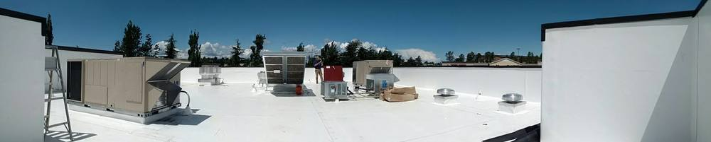 flat roofing contractor Federal Way WA