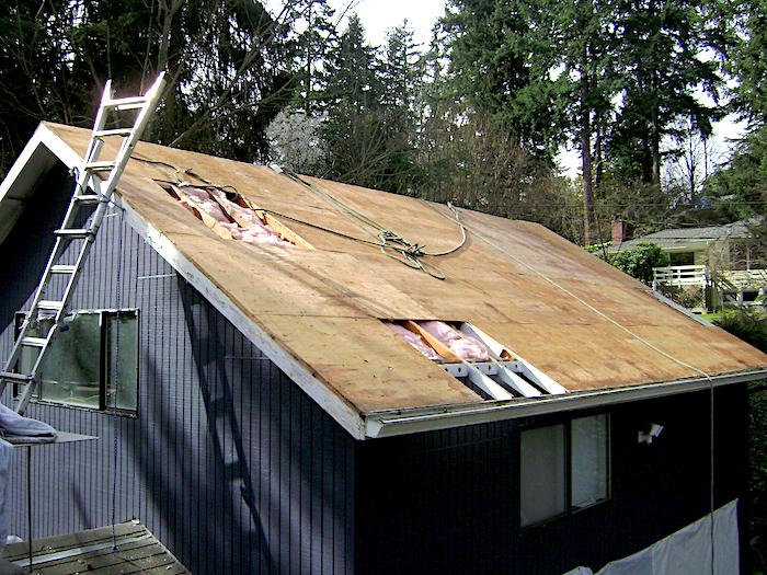 Residential Metal Roof Bellevue, WA