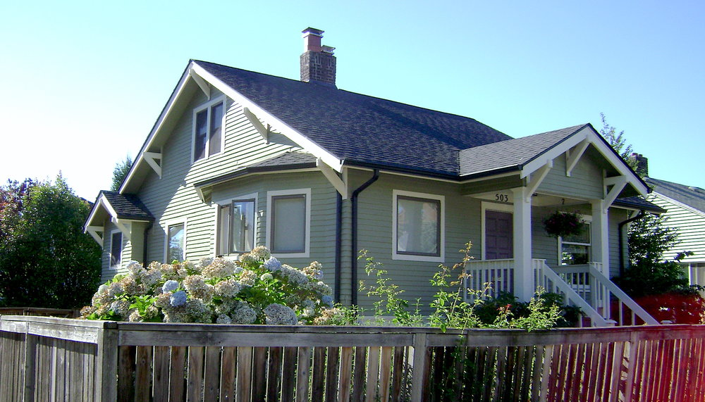 Residential Reroof Contractor Seattle Washington