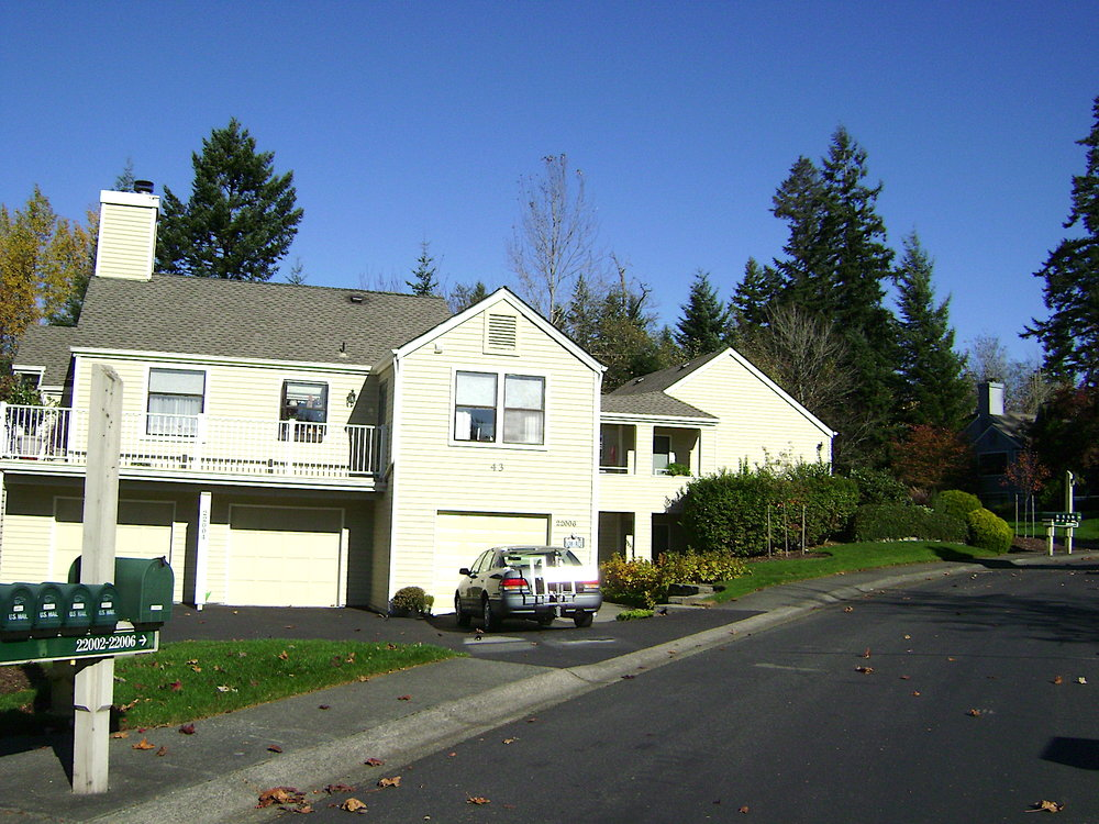 Multifamily Condo Roof Inspection Issaquah, Washington