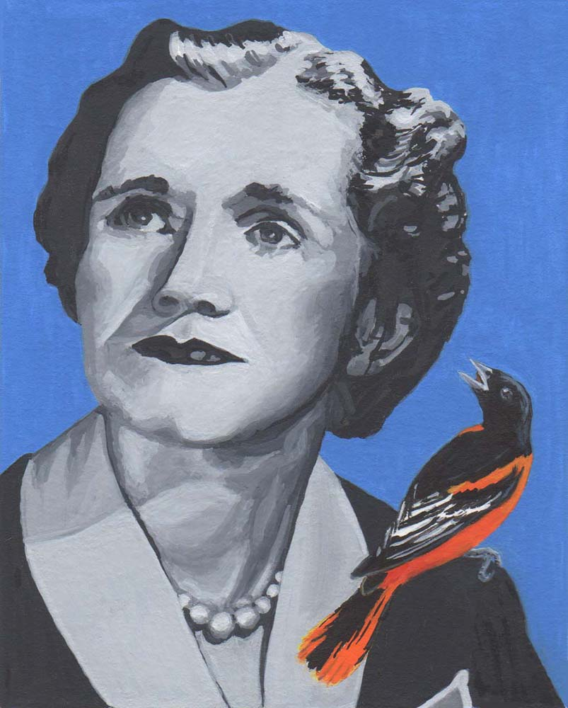 50th Anniversary tribute to Rachel Carson