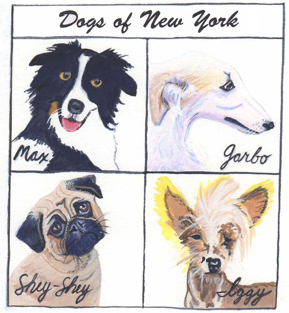Dogs of New York