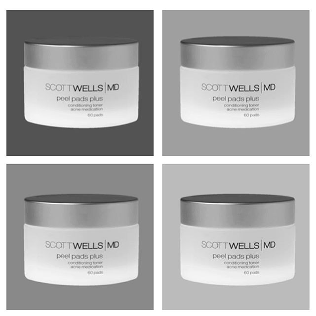 Refine pores and smooth skin texture with Peel Pads Plus! Dr. Wells recommends regular use to achieve flawless results, comparable to in-office treatments.#beautyforlife #drscottwells #beauty #healthyliving #summer #glow #skincare