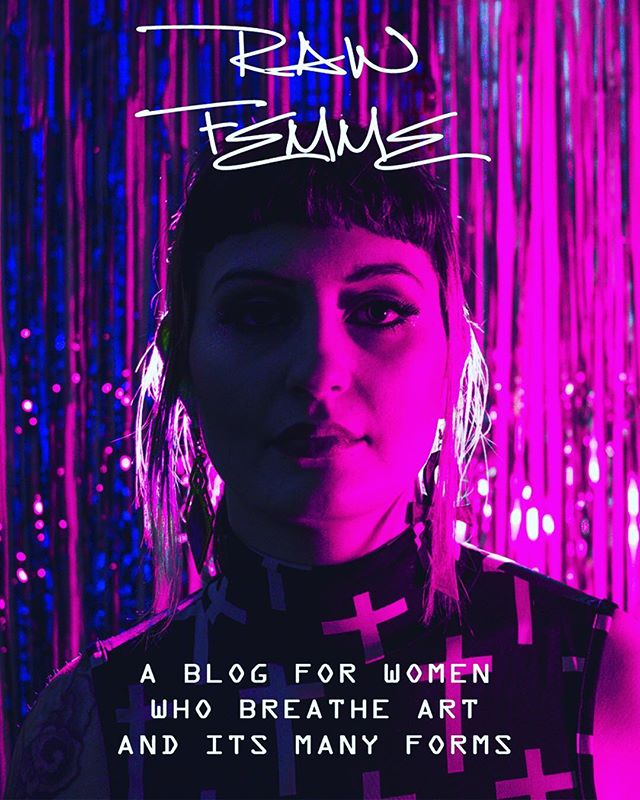Our friends at @RawFemme have an exclusive first look at #NeonOrder on their site today. Click on over to their empowering online publication and be among the first to listen to the entire album. #NeonOrderhasbegun