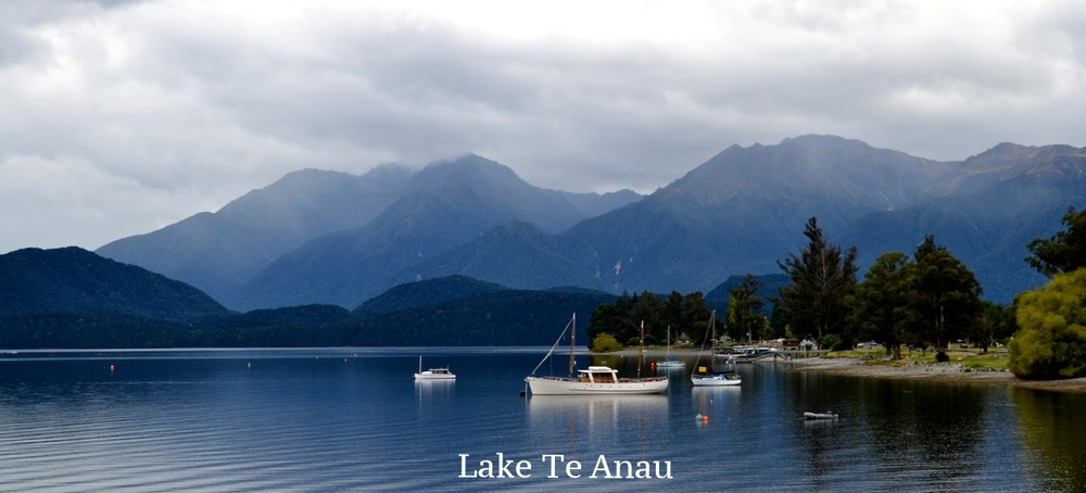 Lake Te Anau, NZ