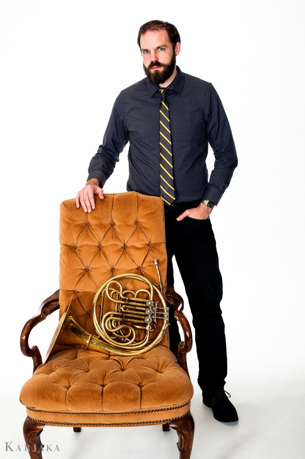 Matthew Oliphant - Horn