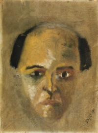 Schoenberg - Green Self-Portrait (1910).jpg