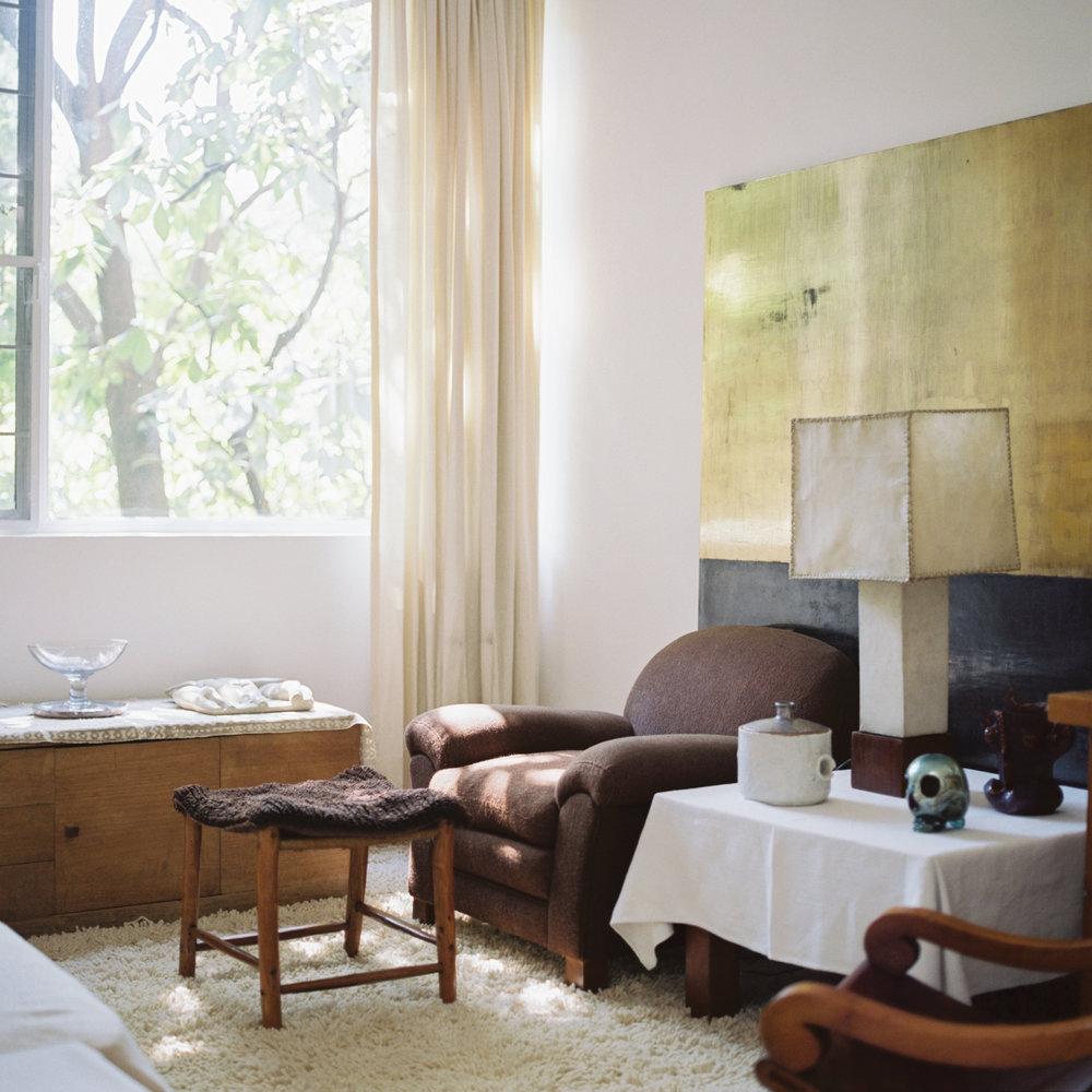 Casa Luis Barragan Room Corner Details