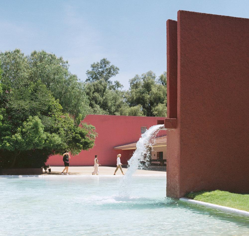 Cuadra San Cristóbal Fountain