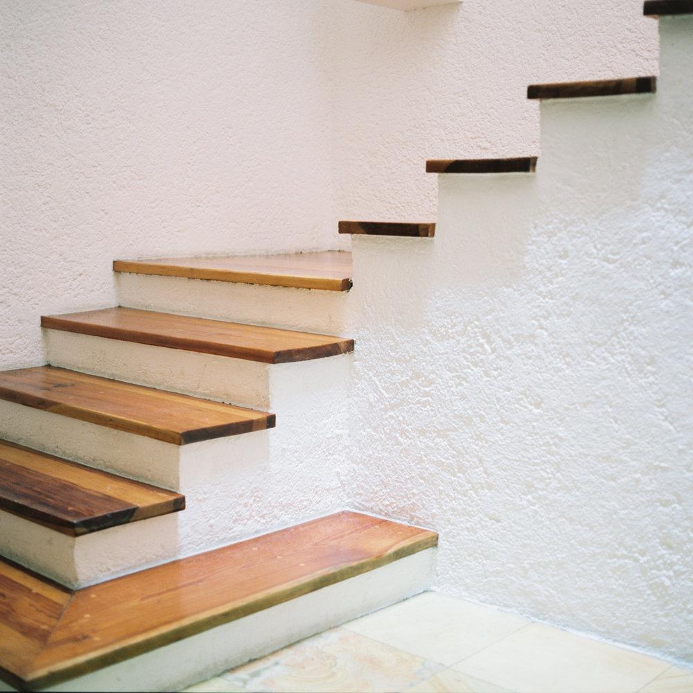 Barragan Casa Gilardi Staircase