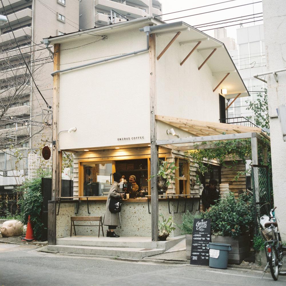 Onibus Cafe Tokyo