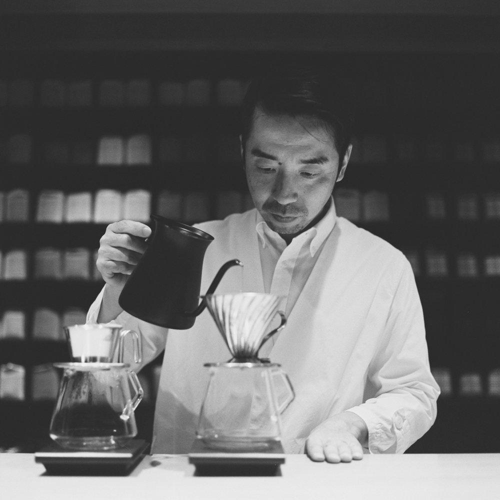 Koffee Mameya Pourover