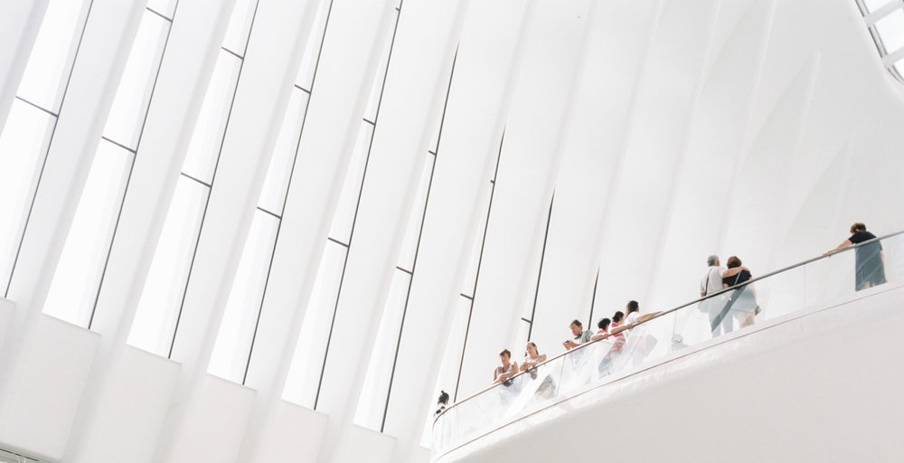 World Trade Center Oculus NYC