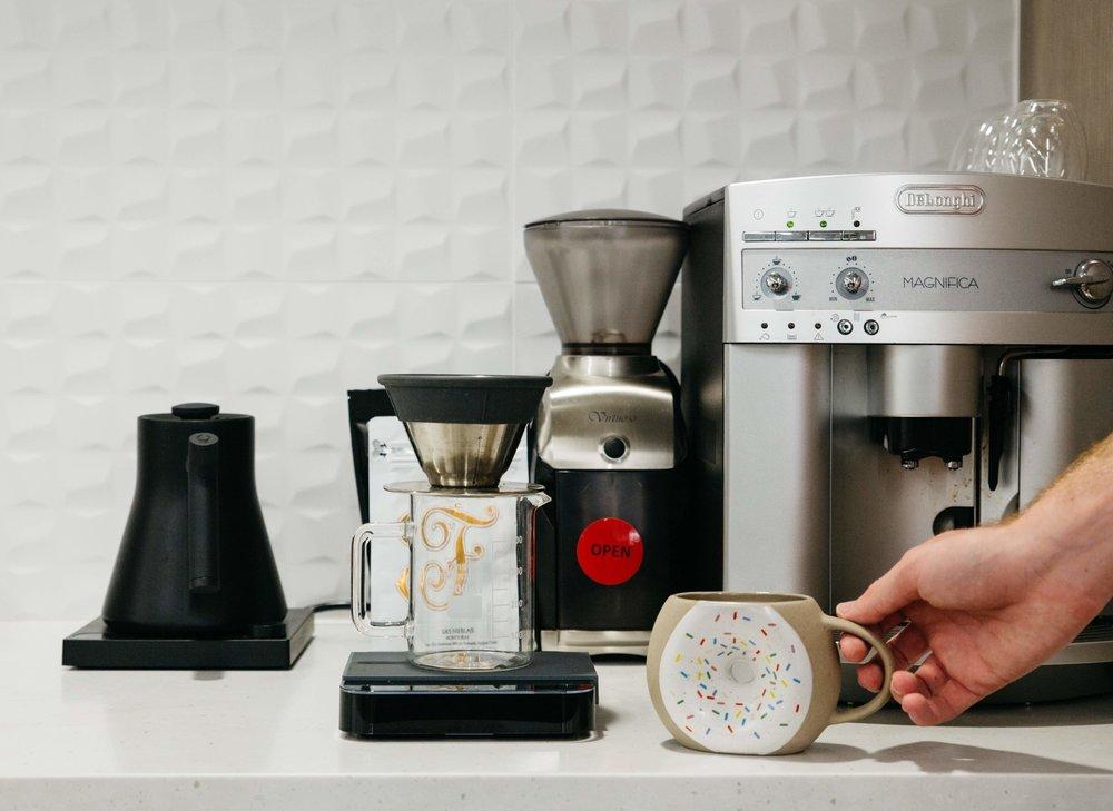 BL3NDlabs Coffee