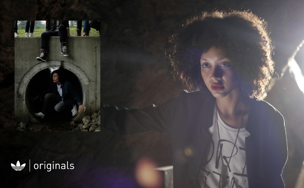 Adidas Originals Fall 2011 campaign imagery