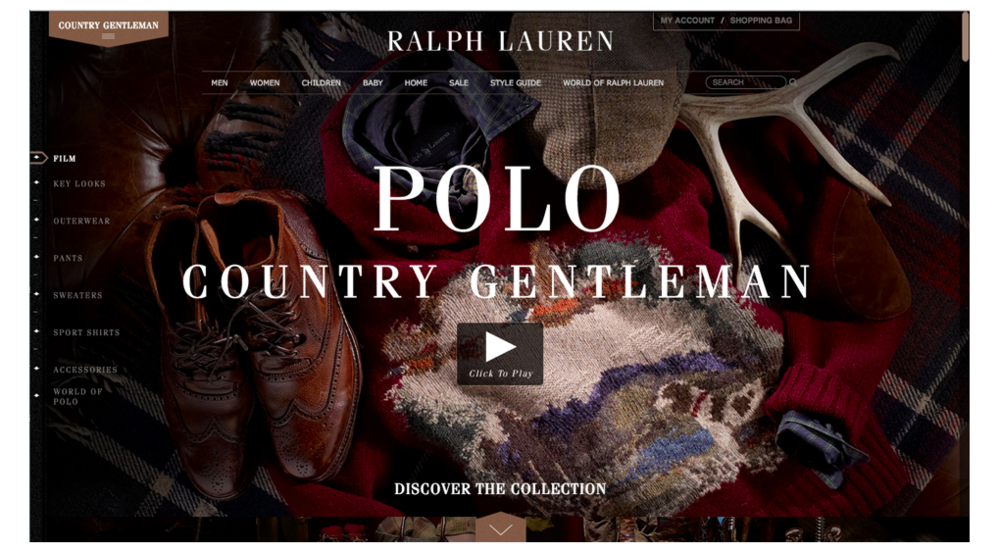 WORLD OF POLO- DIGITAL EXPERIENCE