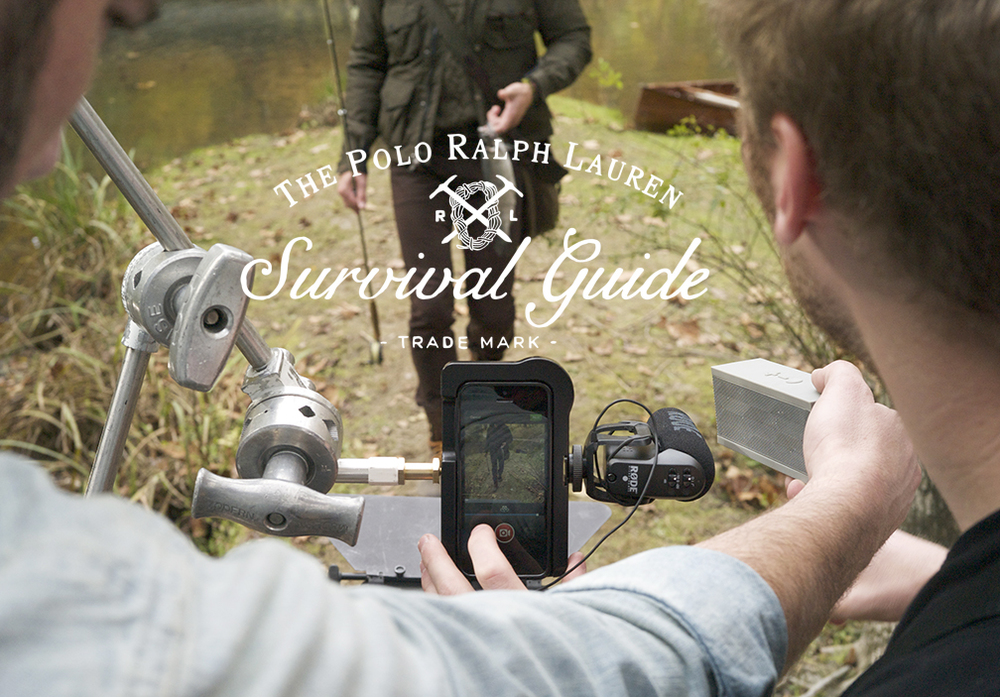 THE POLO RALPH LAUREN SURVIVAL GUIDE FILM SERIES
