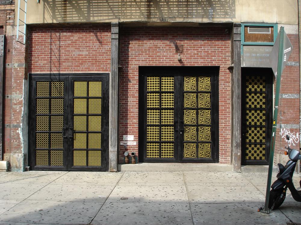 APT EXTERIOR DOORS