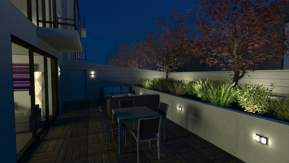 VELA SF | PRIVATE RESIDENCE PATIO