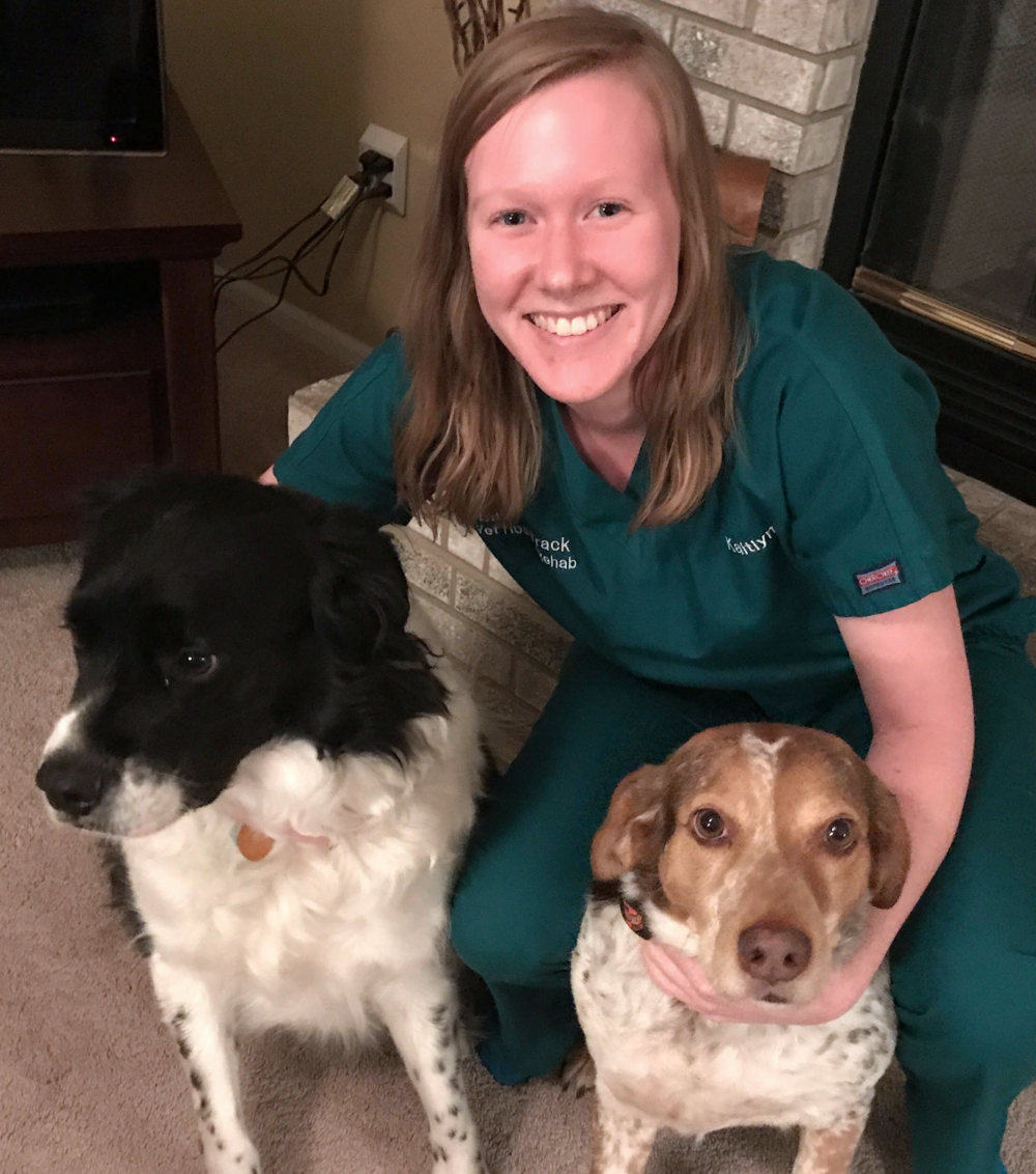 Kaitlyn Wysocky Veterinary Technician
