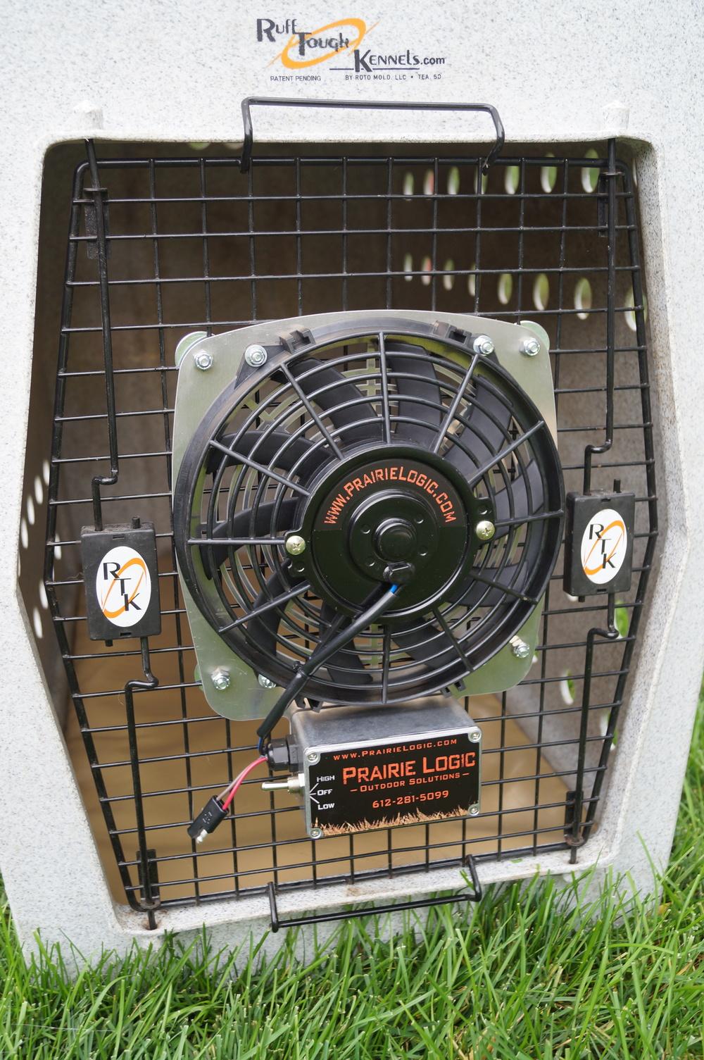 """9"""" Kennel Fan"""