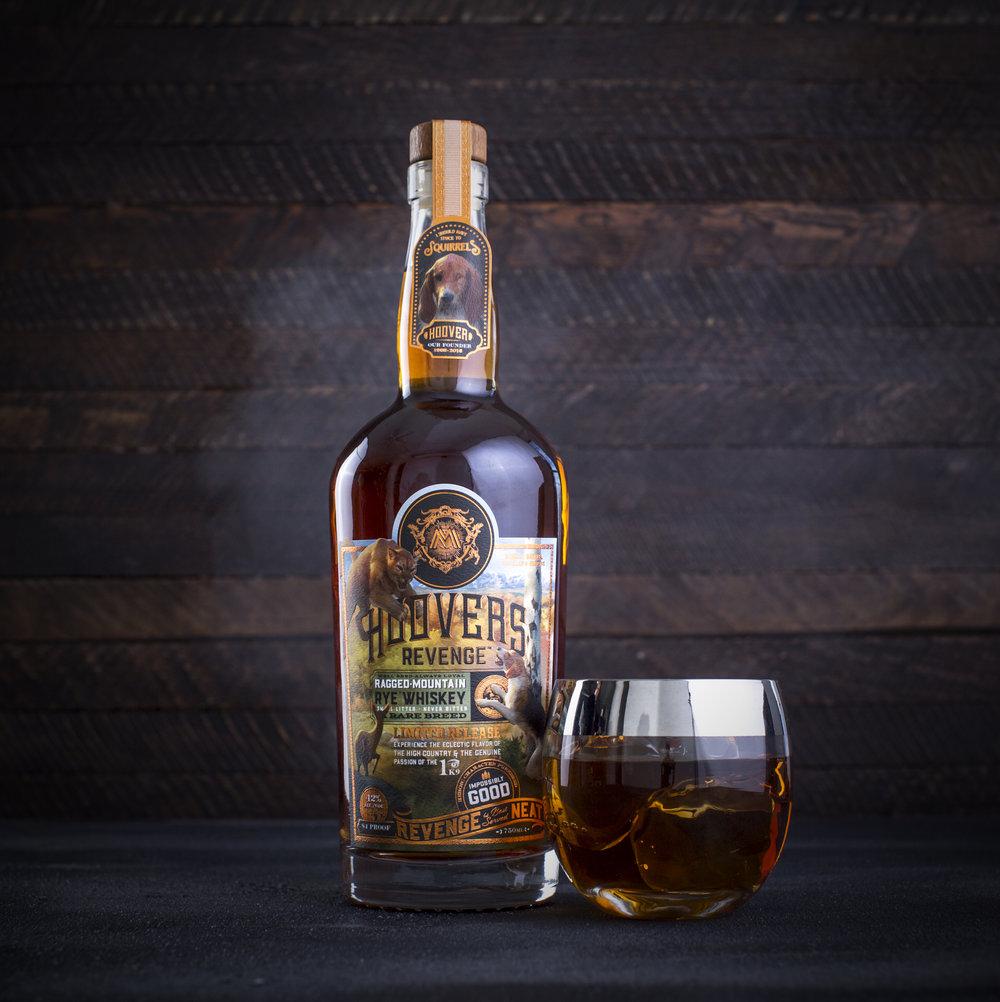 Hoover's Revenge Rye Whiskey