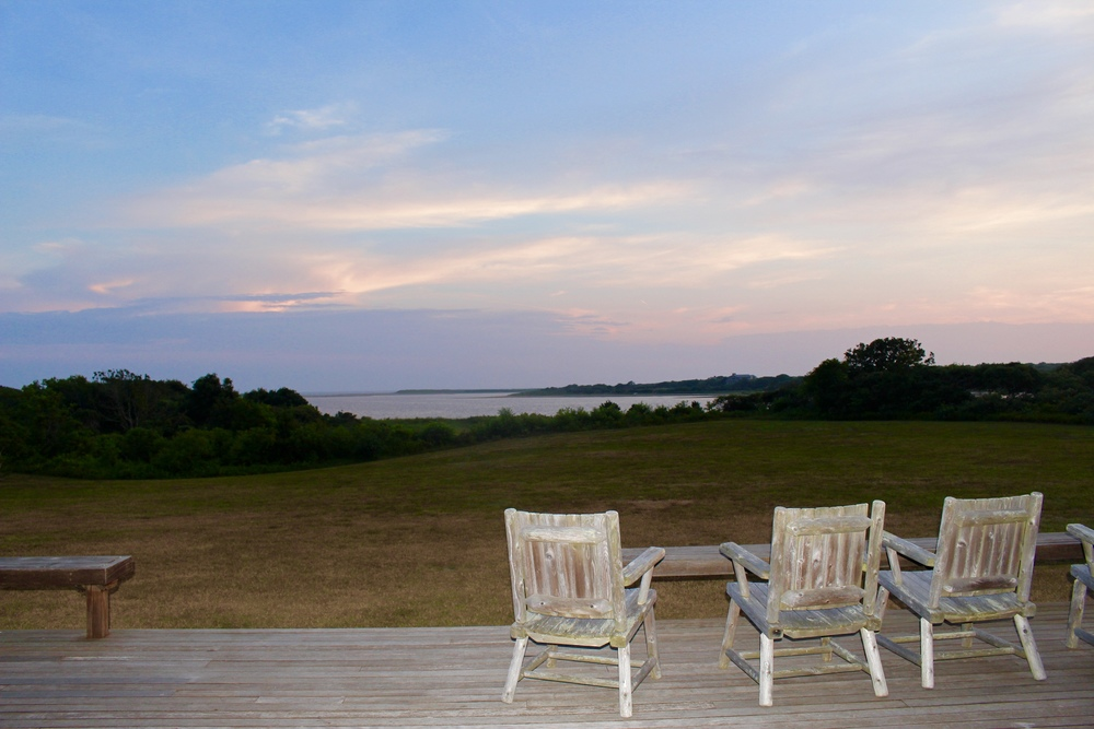 Martha's Vineyard is always one of my favorite things to look forward to in the year. Watching the sunset on this deck is the absolute best. For more pictures, you can click HERE.