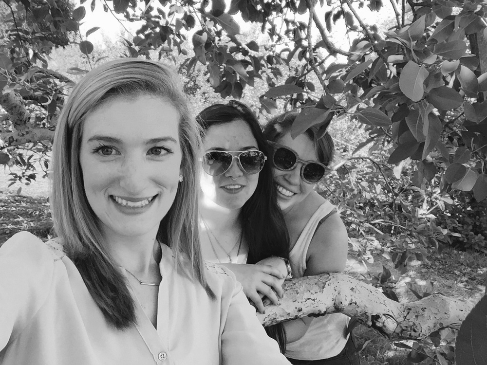 What would the fall be without apple picking with your best friends? This was such a fun day! I think I overdosed on apple cider donuts though.