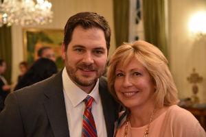 Mark Nackman, Kathleen Delano