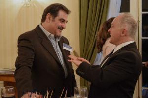 Aiman Arafat, David Gragan