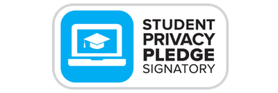 We support the student privacy pledge.