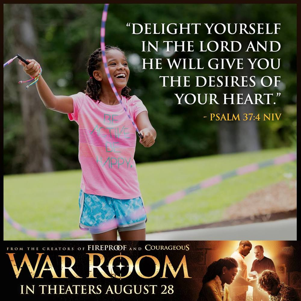 Courtesy of AFFIRM Films/Provident Films- War Room Movie