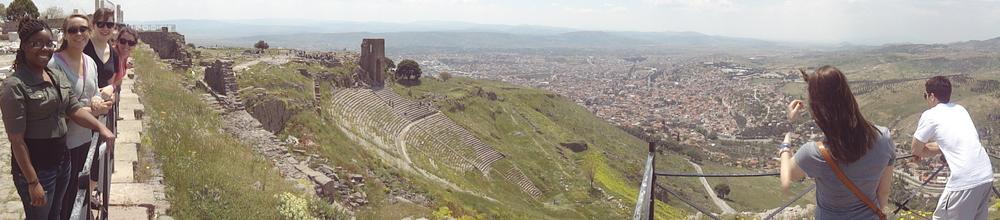 Study Abroad Pano - Pergamon, Turkey