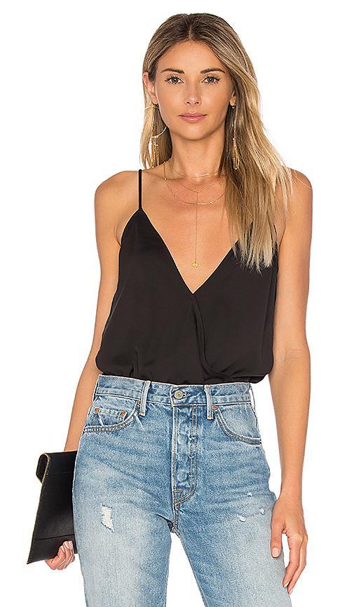 e5986f46fe33 L Academie The Surplice Bodysuit — For the Love of Chic Boutique