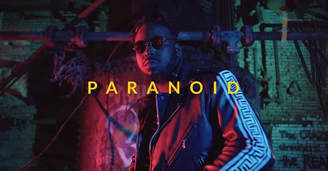 Video is dropping tomorrow. #areyouparanoid ~ Model: @gsuave  Stylists: @fifteenave (@williefifteen @walt5r) Cinematographer: @director_homie @airbendhor  Editor: @airbendhor  Colorist: @director_homie