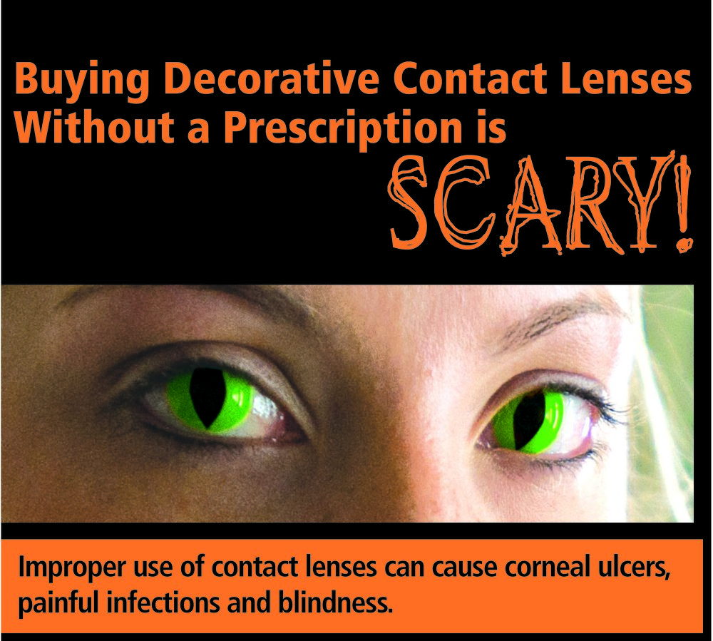 but most people do not know the sight stealing consequences behind making these choices obtaining decorative lenses including colored contacts