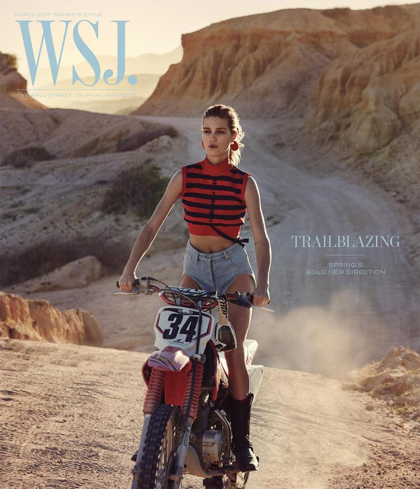 WSJ Magazine March 2017