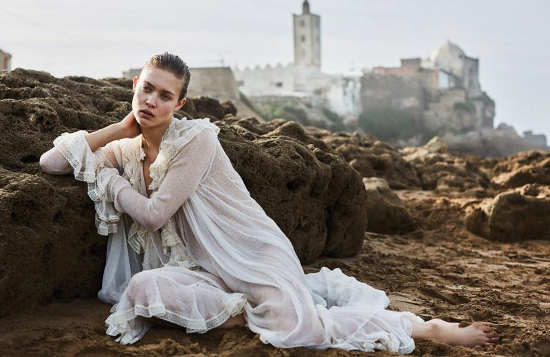 Rianne Haspels Model