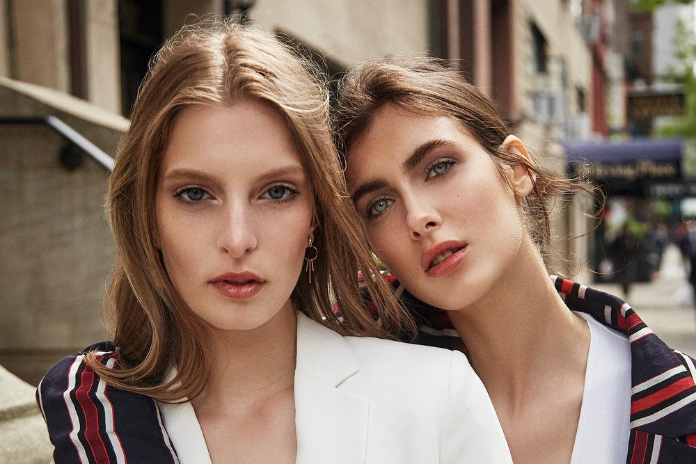 Jordan and Ilaria