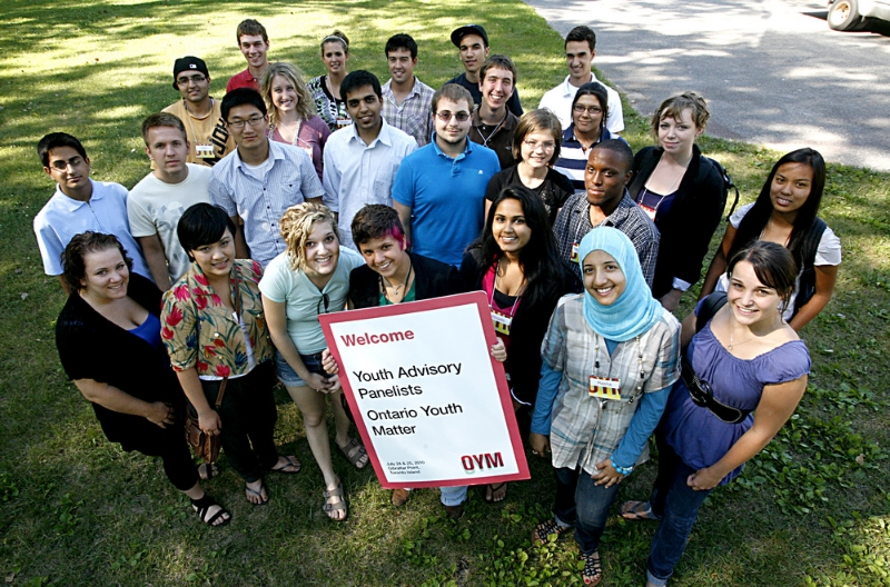 5. Ontario Youth Matter Youth Advisory Council