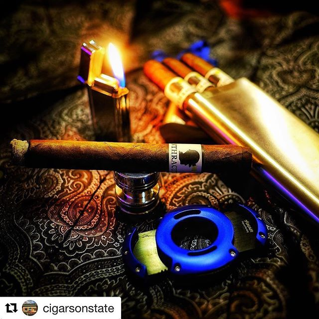 #Repost @cigarsonstate ・・・ It's smoking jacket Tuesday here at the shop. My pick for tonight is a JA3 Anthracite, the Bellevue. A delicious smoke, from an incredible local brand! Stop by a give one a try tonight! #cigar #aficionado #cigaraficionado #cigarsnob #cigarphotography #clarkssummit #pennsylvania #shoplocal #statestreet #smoke #tobacco #leaf #botl #sotl #botlpachapter #drewestate #drewdiplomat #diplomat #lifestyle  #luxury #luxurylife #cigarsonstate #ja3 #anthracite #coal #breaker #bellevue @ja3cigars @jordan_ja3 @ja3bob @ja3alex