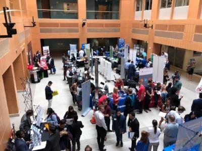 - VCU Career Fair (Fall 2018)