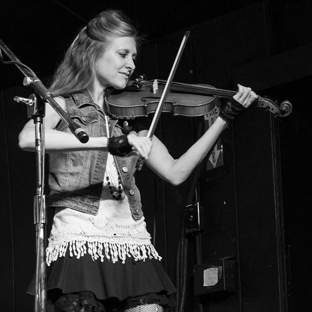 Leslie #franzwerner #rockviolinist #saintashbury
