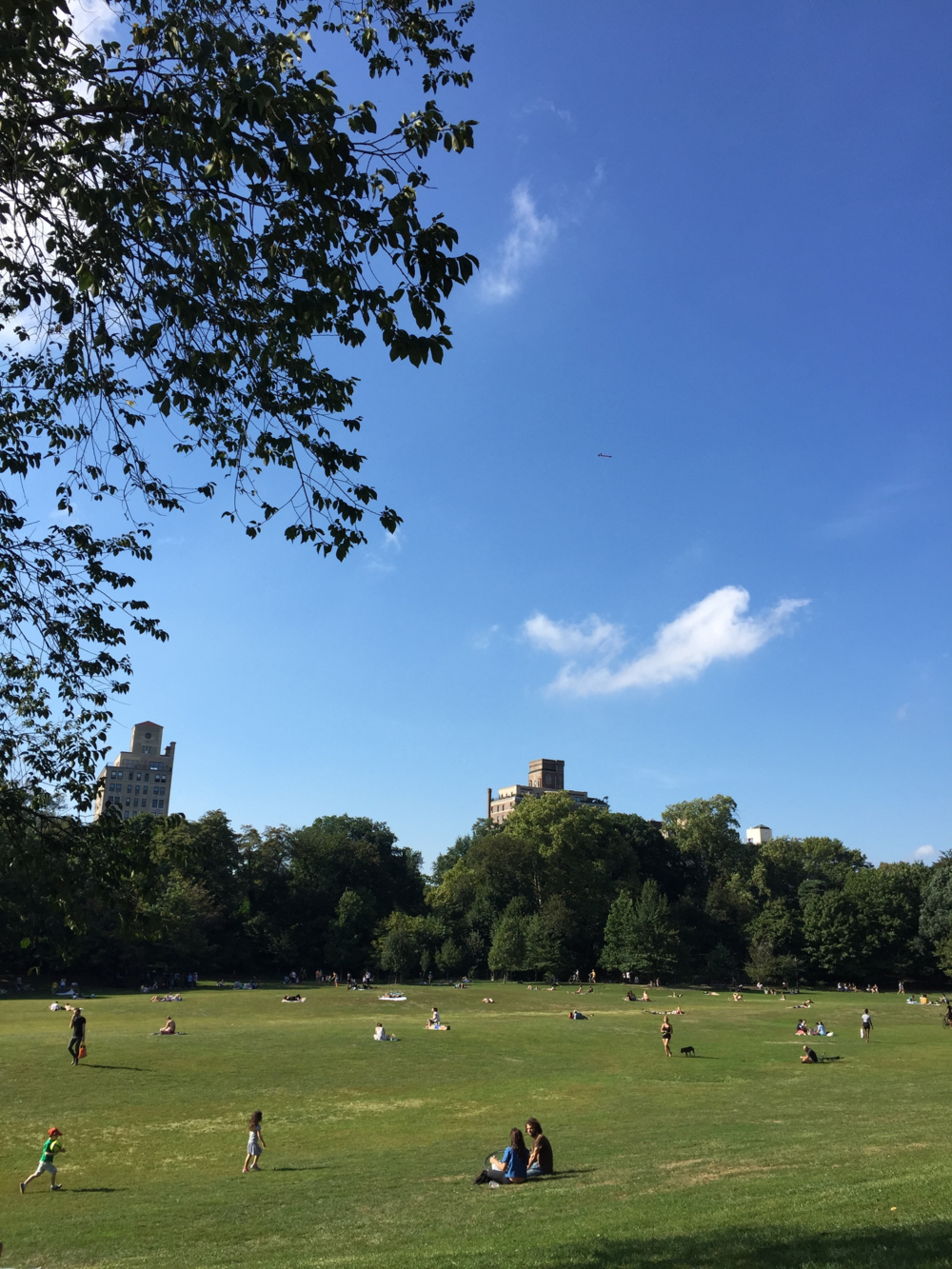 Brooklyn Prospect Park Jen's Bucket List