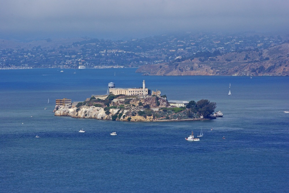12.	Learn about Alcatraz with an audio tour