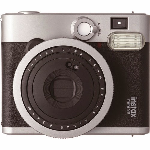 11.      Fujifilm Instax Mini 90 Neo Classic Camera    ($175) This is a retro version of the popular instax cameras -  perfect for parties or to document a road trip! One fun feature to play with is the double exposure setting. Just keep in mind that film can be costly.