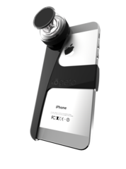 "21.       Kogeto Dot         ($39) ""Share the world around you"" by shooting 360 degree videos from your iPhone, and instantly sharing on social media."