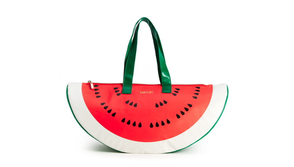 Super Chill Cooler Bag Watermelon